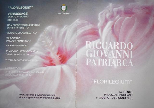 Vernissage Riccardo Giovanni Patriarca