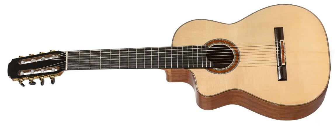 Chitarra classica 8 corde